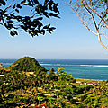 FOR SALE : 16 EXCEPTIONAL PLOTS ON KUTA LOMBOK BAY