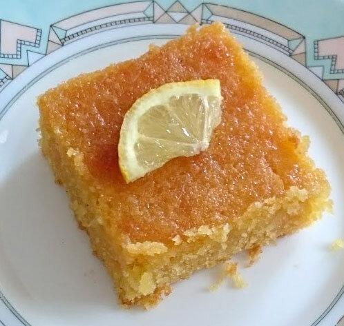 LemonPolentaCake