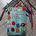 Le charmant <b>cottage</b> d'Amélia, Abby Clements (trad. Maryse Leynaud)