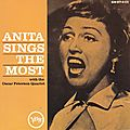 Anita O'Day with the Oscar Peterson Quartet - 1957 - Anita Sings The Most (Verve)