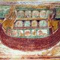 Noé et le déluge , genèse 6 et 7