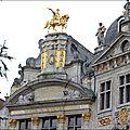 Bruxelles, la belle