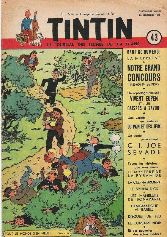 1950 - L'énigmatique Mr Barelli