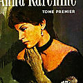 Anna Karénine, tome 1, Léon Tolstoï (1935)
