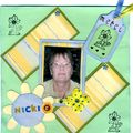 Carte - Fiche de Nickie