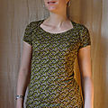 Top Bronte - Jennifer Lauren Vintage