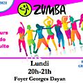 <b>Zumba</b> 2020-2021