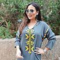 Boutique en ligne : <b>Djellaba</b> femme moderne 2020