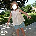 <b>Petit</b> <b>haut</b> sans manches des Nouveaux Intemporels pour Enfants#9