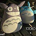 Totoro's story