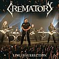 """Crematory """"live insurrection"""" (live dvd/cd) (french review) - official live video"""