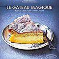 Magic cake aux cerises