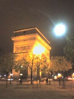 L'Etoile, by night