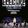 Une Électre électro se dévoile en ce moment au Théâtre du Soleil dans une mise en scène jouissive de <b>Simon</b> <b>Abkarian</b>