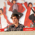 Zac Efron, <b>Ashley</b> <b>Tisdale</b> et la troupe d'High School Musical 3 à Paris