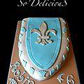 Gâteau bouclier