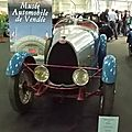 Bugatti type 23 brescia (1913-1926)