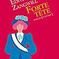 Edith Ayrton Zangwill -