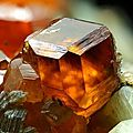 Grossular var. <b>Hessonite</b>