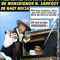 Frédéric lefebvre, nouveau laquais de monseignor nicolas sarkozy de nagy-bocsa