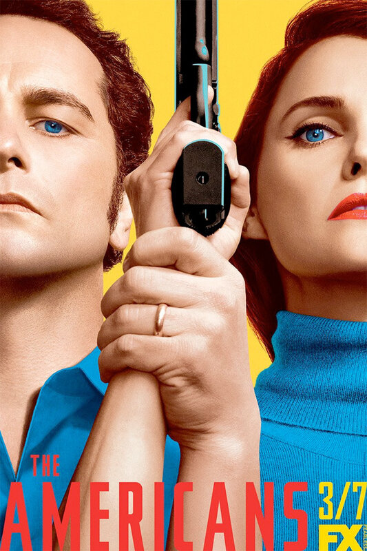 The Americans 5 Jaquette