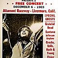 1969 - LES HELL'S ANGELS TUENT PLUSIEURS SPECTATEURS AU FESTIVAL D'ALTAMONT