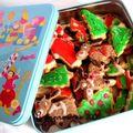 <b>christmas</b> <b>cookies</b> - sablés de Noël décorés