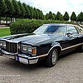 Mercury cougar XR7 de 1978 (9ème Classic Gala de Schwetzingen 2011) 01