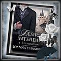 Service presse du <b>Boudoir</b> <b>Ecarlate</b> : désir interdit tome 3 : illumination (Joanna Chambers)