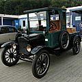 Ford model t pickup-1920