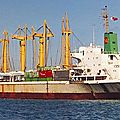 Quand des navires chinois polluent les mers françaises