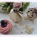 Les cupcakes de mémé jad