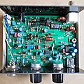 KIT émetteur récepteur <b>QRP</b> phonie 40m ( ozQRP ) par F4HLQ (radioamateur)