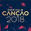 Portugal 2018 : extraits des chansons de la seconde demi-finale !