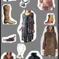 Flash <b>mode</b> : le look bohême-folk