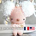 Little Inspiring Soul : crochet amigurumi