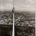 01 Allemagne - Stuttgart - Fernsehhturm