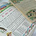 Corbeille de mots et Méthode Boscher pages intérieures