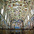 50 détecteurs de pollution placés dans la <b>chapelle</b> <b>Sixtine</b> pour protéger les fresques