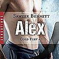 Alex ❉❉❉ sawyer bennett