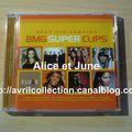 CD promotionnel BMG Super Clips/Sk8er Boi-Corée (2003)
