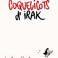 Coquelicots d'irak - brigitte findakly et lewis trondheim