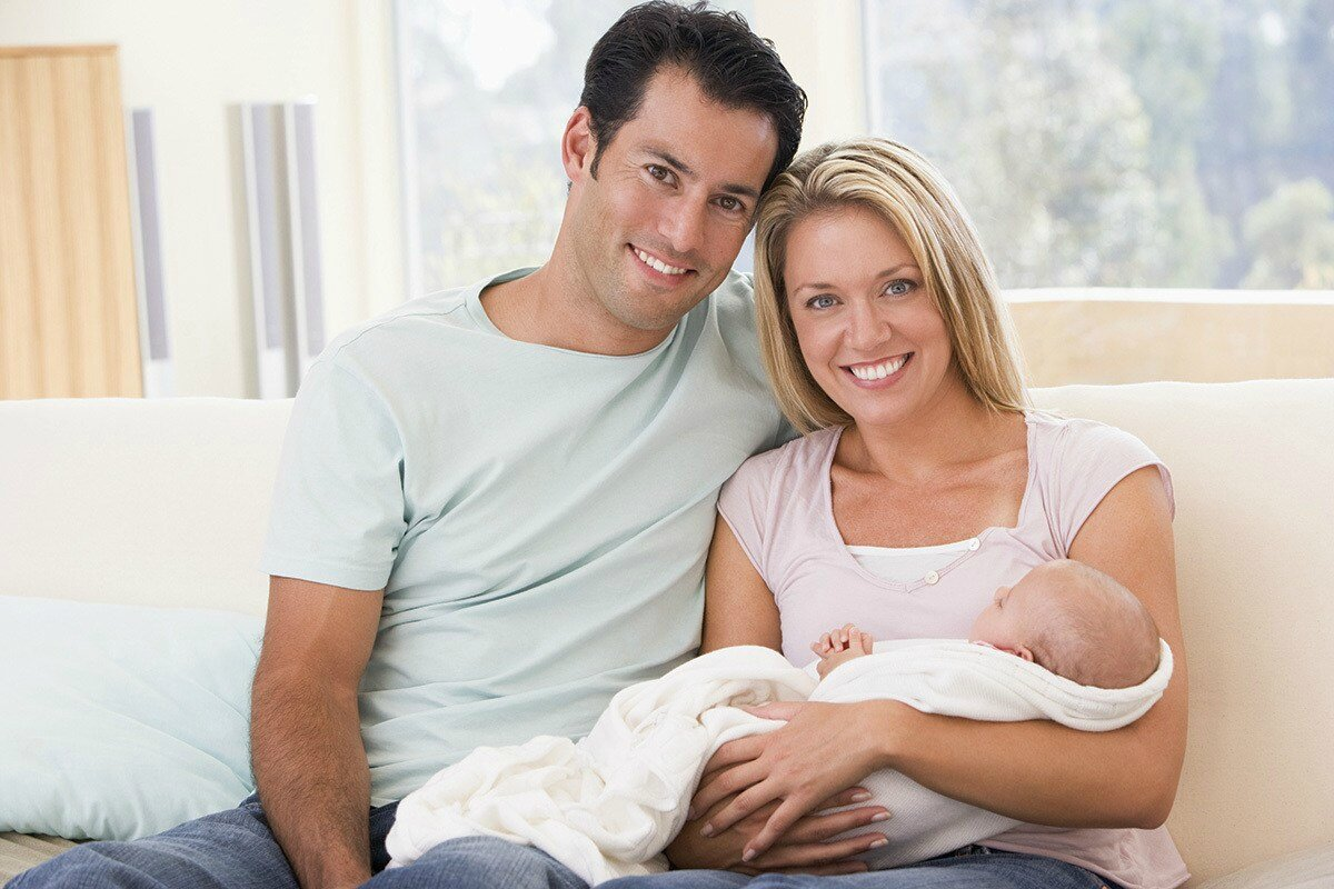 Fertilité du couple, désir d'avoir des enfants