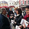 Comité citoyen Châlonnais Hollande journée du 17 mars 2012