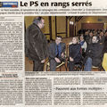Le ps en marche - co 30/01/2011