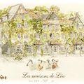 les maisons de léa