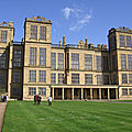HARDWICK HALL - DERBYSHIRE - ROYAUME-UNI