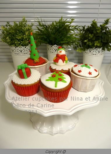 AT cupcakes Carine