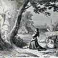 Biblisem - sainte jeanne d'arc sous la garde des anges - par dom meunier