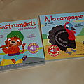 Mes petits imagiers sonores